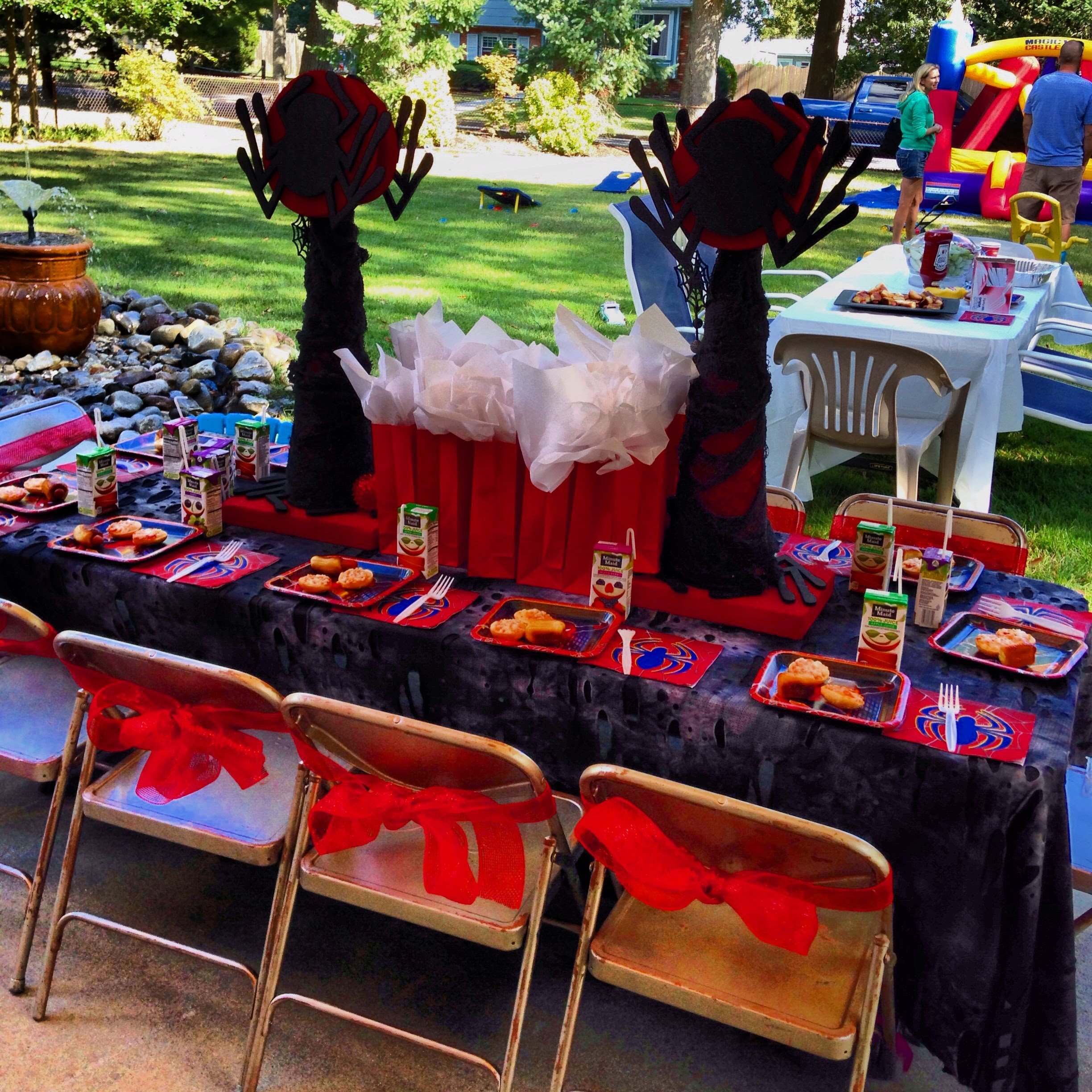 sesame street table and chairs replacement slings for patio cheap nj superhero visits, party south jersey, characters northern nj, spider man ...