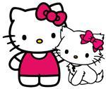 Hello Kitty & Charmmy Kitty Partisi