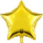 Altın Yıldız Folyo Balon