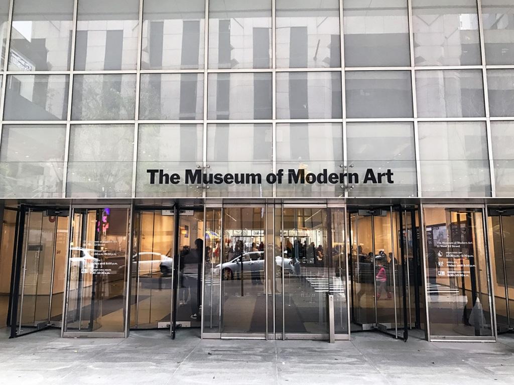 MoMA : Musée d'Art Moderne de New York