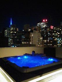 Cassa Hotel Times Square York Petit-jeuner
