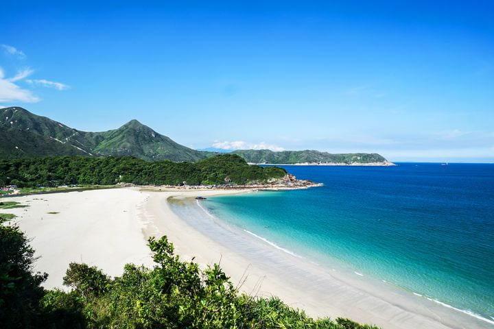 Les plus belles plages à Hong Kong