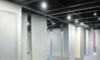Aluminium Movable Wall Panels Exhitibition Partition ...