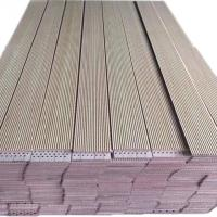 Fireproof Decorative Perforated Wood Panels Hall Wood ...