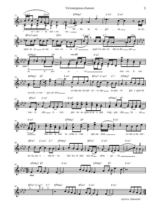 Lo-Spartito-Un-emergenza-d-amore-melodia-accordi3