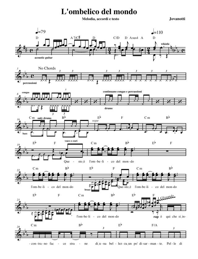 Spartito-de-L-ombelico-del-mondo-melodia-accordi1