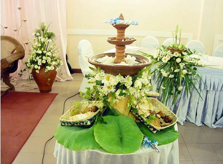 Sapumal Flora - Wedding Detail