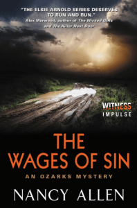 The Wages of Sin by Nancy Allen