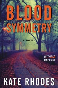 Blood Symmetry by Kate Rhodes