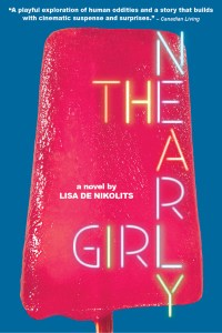 The Nearly Girl by Lisa de Nikolits