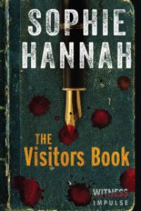 The Visitor's Book by Sophie Hannah