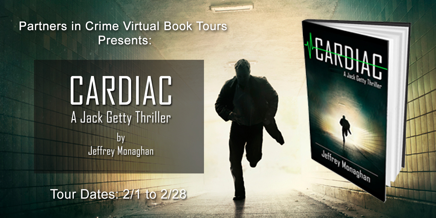Cardiac by Jeffrey Monaghan Tour Banner