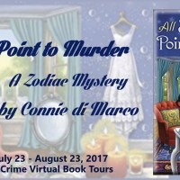 PICT Review: All Signs Point To Murder by Connie Di Marco