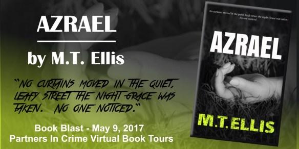 Azrael by M.T. Ellis Blast Banner