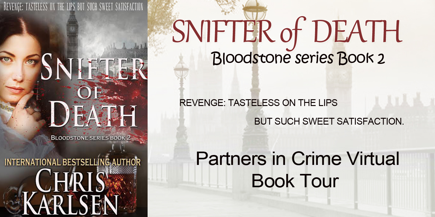 Snifter of Death by Chris Karlsen Tour Banner