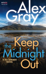 Keep the Midnight by Alex Gray