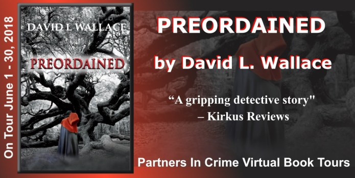 Preordained by David L Wallace Tour Banner