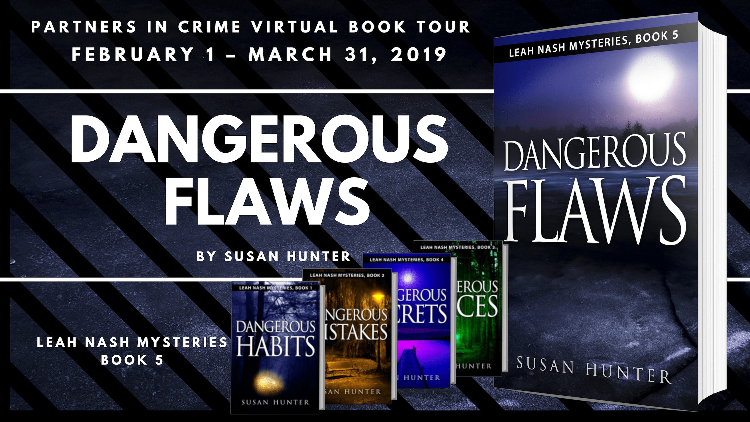 Dangerous Flaws by Susan Hunter Banner