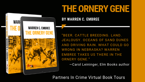 The Ornery Gene by Warren C. Embree Banner