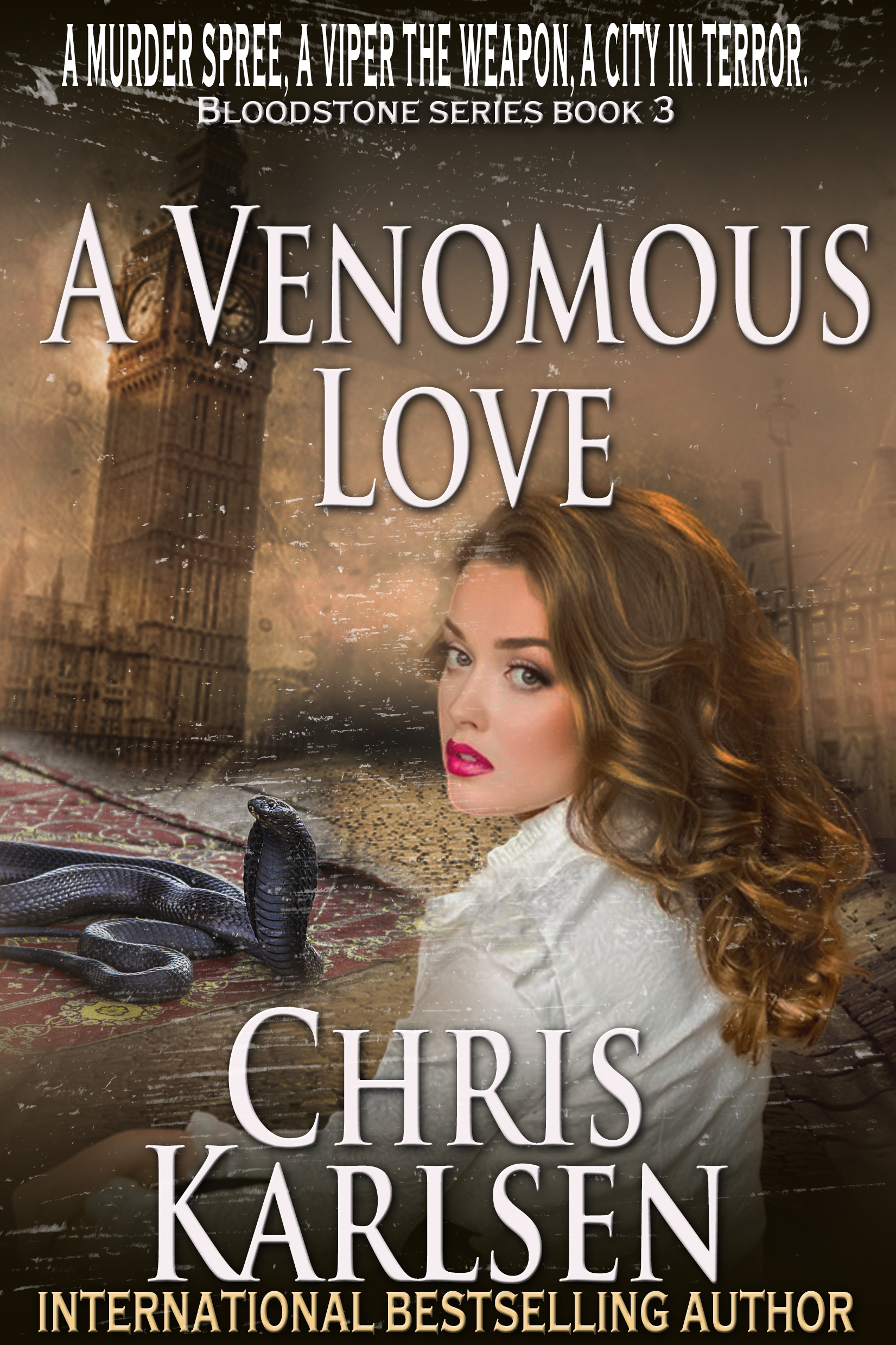 A Venomous Love by Chris Karlsen
