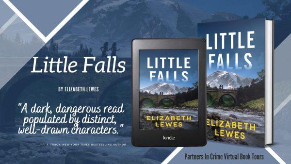 Little Falls by Elizabeth Lewes Banner