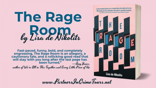 The Rage Room by Lisa de Nikolits Banner