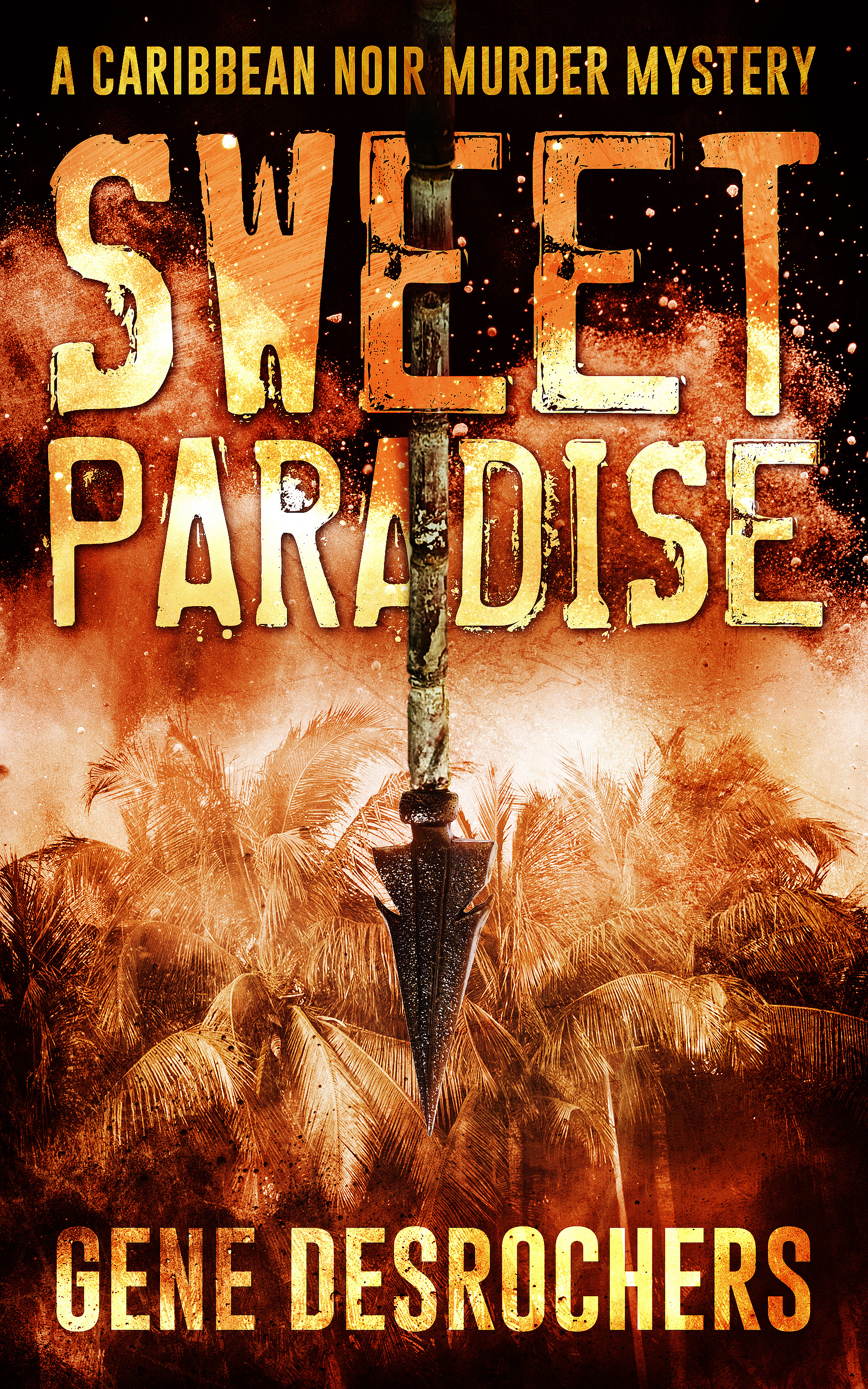 Sweet Paradise by Gene Desrochers