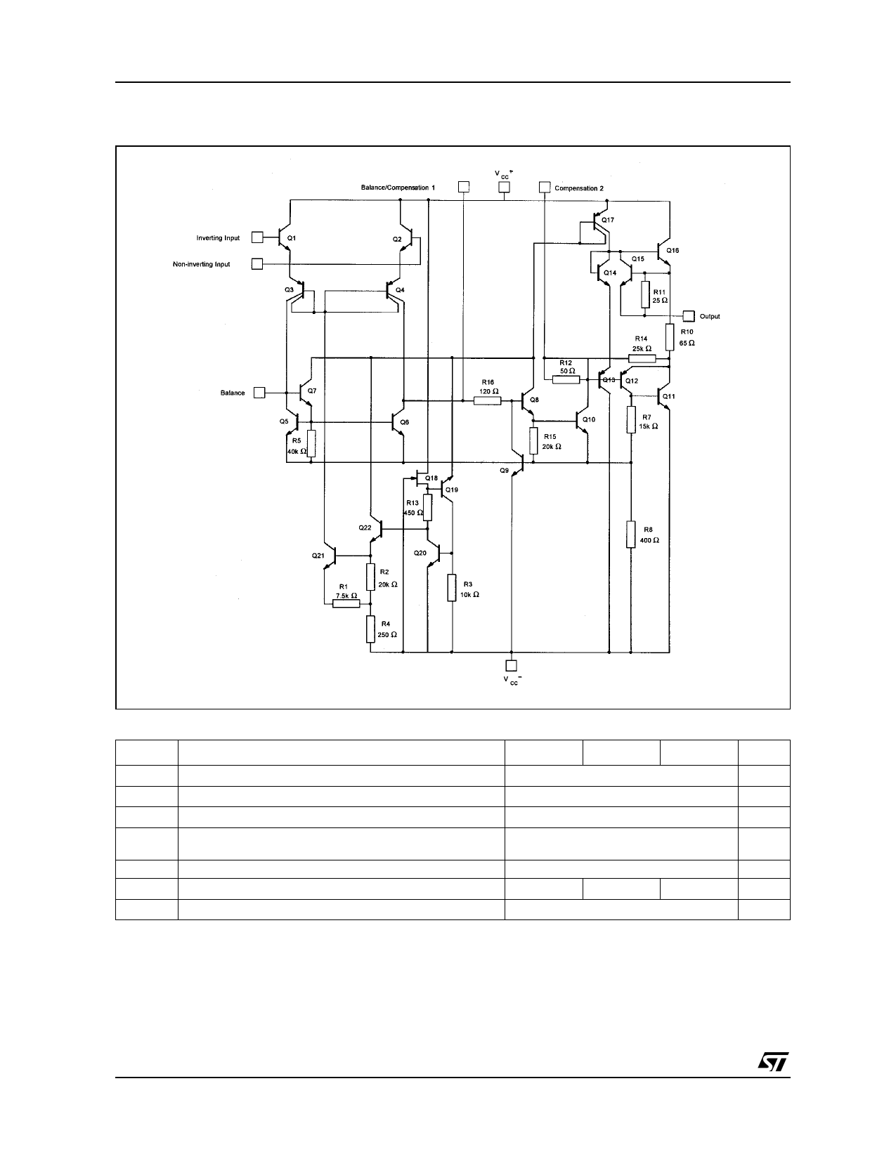 circuit diagram of non inverting amplifier 1999 f150 ignition wiring lm101a datasheet pdf pinout single operational