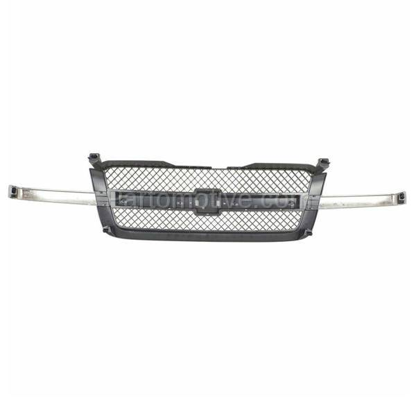 GRL-1681 02-06 Avalanche Front Grill Grille Assembly w/o