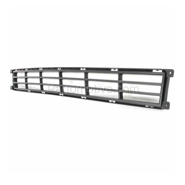 GRL-1947 Front Lower Bumper Grill Grille Assembly