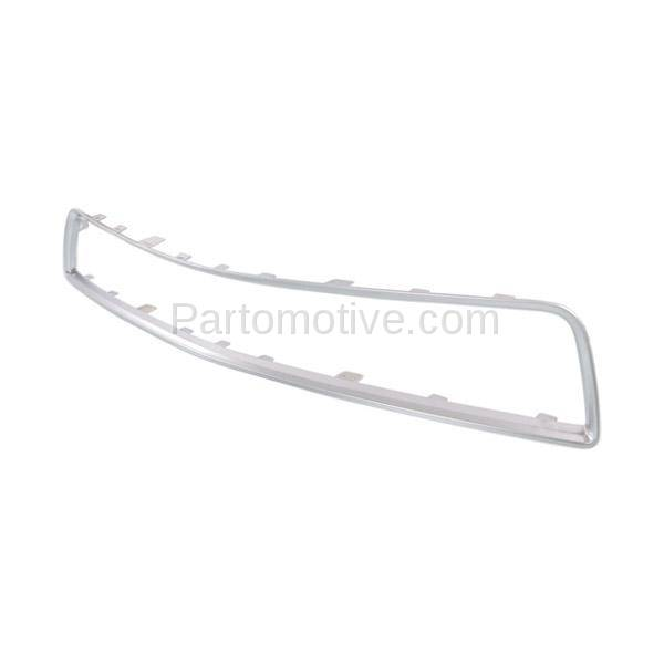 GRT-1063 06-08 Malibu Front Lower Grille Trim Grill