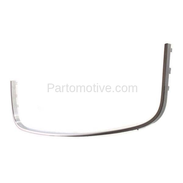GRT-1268 05-10 VW Jetta Front Lower Grille Trim Grill