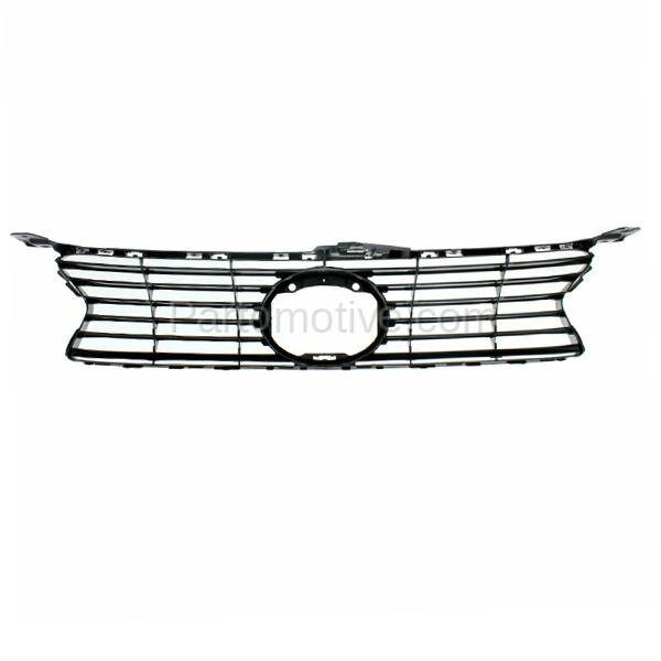 GRL-2043 13-15 GS-350/450h Front Grill Grille Assembly w/o