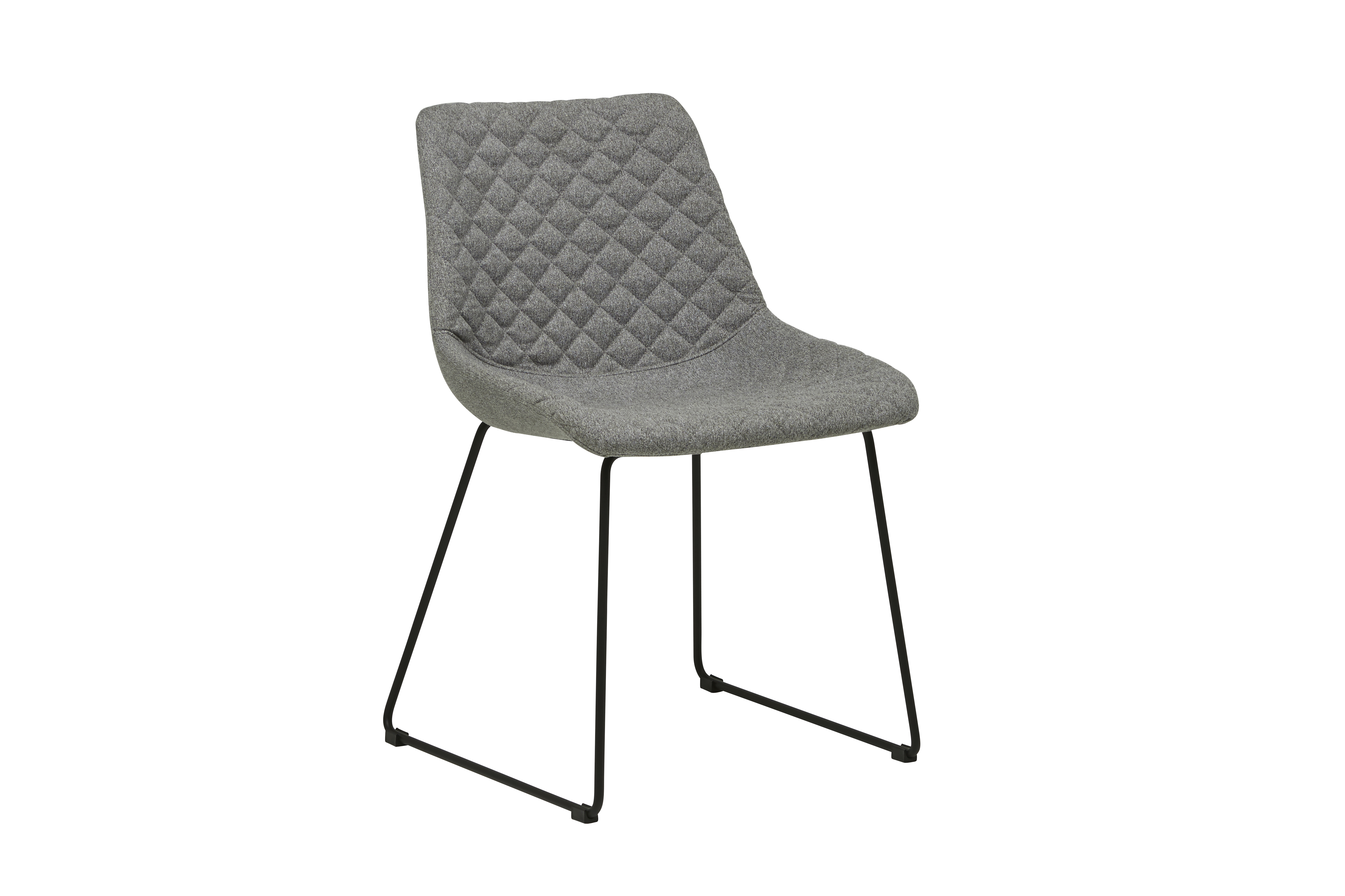 light grey chair dining chairs on wheels henri partridgedesign