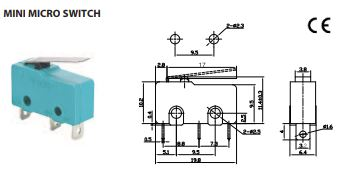ice maker diagram traxxas t maxx 3 parts express spdt miniature snap action micro switch with lever standard warranty