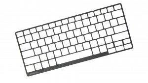 Dell Latitude 11-3160 (P21T002) Keyboard Bezel Removal and