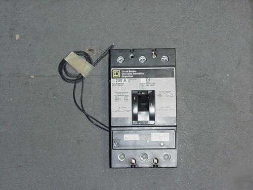 Breaker Wiring Diagram Square D Shunt Hecho Shunt Trip Breaker Wiring