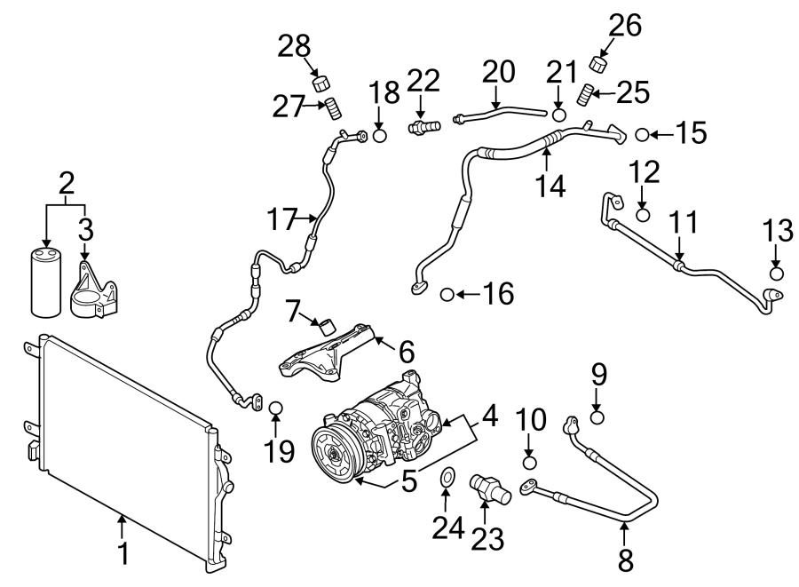 Audi A4 Pressure. Switch. Sensor. (Lower). LITER, Thrust