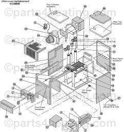 teledyne laars mini therm jvi jvh laars gas boilers dealers clickable parts diagram [ 1022 x 1424 Pixel ]