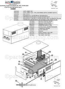 Parts4heating.com: Lochinvar Copper Fin CB 1435 Hydronic