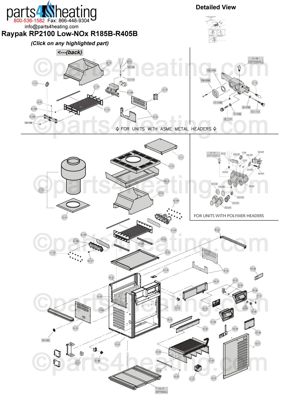 Raypak pool heater wiring diagram
