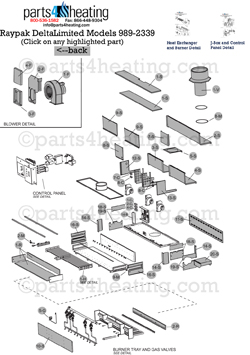 Parts4heating.com: Raypak Delta Limited WH9-1799