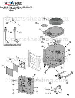 Parts4Heating.com: EE-Ti Heat Pump Parts