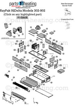 Raypak Temp Tracker Wiring Diagram : 34 Wiring Diagram