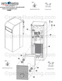 Utica Hot Water Boiler Parts, Utica, Free Engine Image For