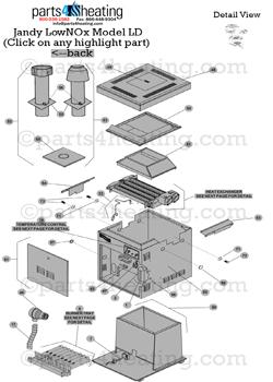 Boiler: Utica Boiler Parts