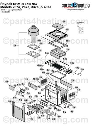 Raypak Pool Heater Wiring Diagram, Raypak, Free Engine