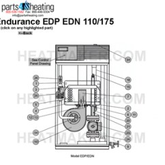 Viessmann Boiler Wiring Diagrams 97 Chevy S10 Radio Diagram Parts4heating.com: Laars Endurance Edp Heater (new Style)