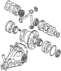 Руководство по ремонту Opel Vectra A (Опель Вектра) 1988