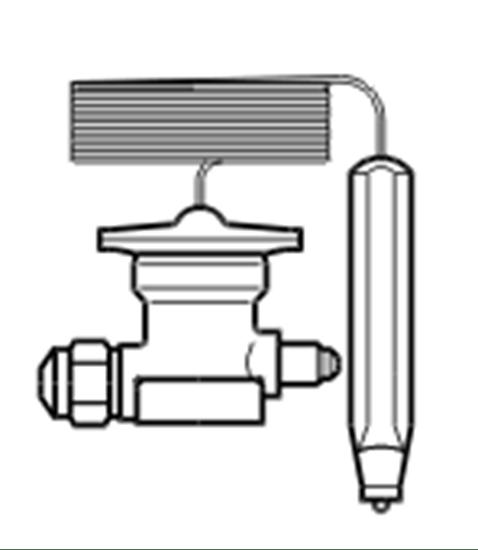 TES 12 Thermostatic element For Danfoss Part# 067B3347